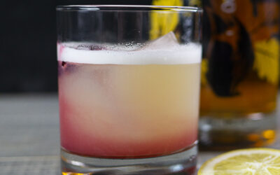 Oaked Gin Sour